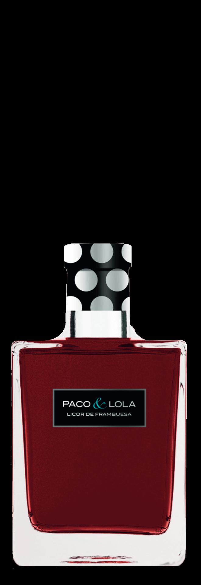 licor de frambuesa