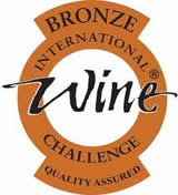 Bronze medal, International Wine Challange 2013