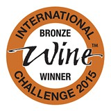 Bronze medal, International Wine Challenge