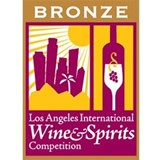 Bronze medal, los Angeles Int. Wine & Spirits Competition 2013