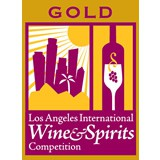 Gold medal, Los Angeles Intl. Wine & Spirits Awards 2013