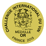 Medaille D'Or, Challenge International du Vin