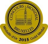 Medaille D'Or, Concours Mondial de Bruxelles