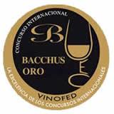 Medalla de oro, Bacchus 2015