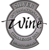 Silver medal, International Wine Challenge 2012