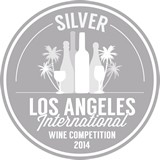 Silver medal, los angeles international wine & spirits competition 2014