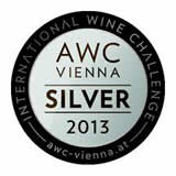 silver medal, AWC Vienna 2013