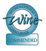 Commended, International Wine Challenge 2012