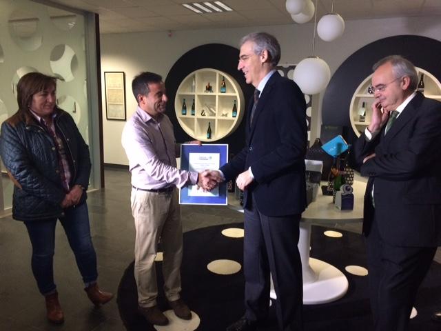 Conselleiro Economia Galicia Calidade