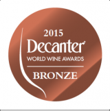 Bronze, Decanter World Wine Awards 2015