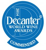 Commended, Decanter WWA 2014