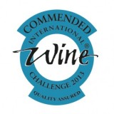 Commended, International Wine Challenge 2013