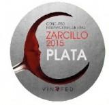 Medalla de plata, Premios Zarcillo 2015