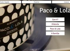Punto e seguido Paco & Lola
