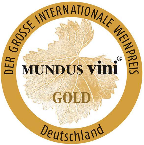 Mundus Vinis 2015, Medalla de Oro