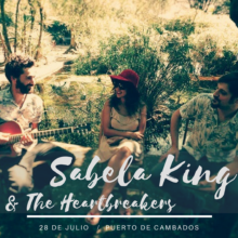 Concierto – Sabela King & The Soulbreakers