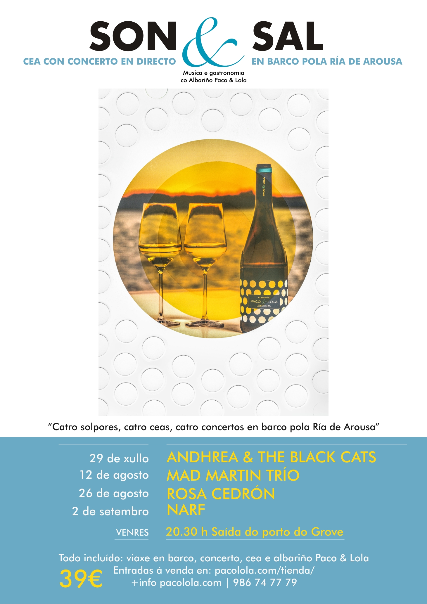 Ciclo de Concertos Son & Sal