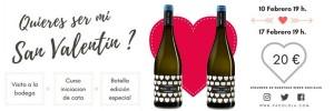 PRECIO: 20 € Pareja -> Incluye Visita completa + Curso iniciación a Cata + Botella Edición Limitada Paco&Lola