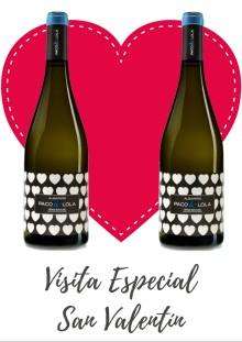 Visita especial San Valentín
