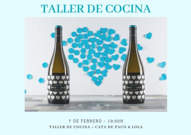 TALLER DE COCINA ESPECIAL